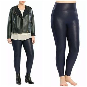 NEW Spanx faux leather leggings